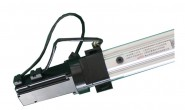 YSL64L系列500mm直线式伺服电动缸,200mm/s推力100KG